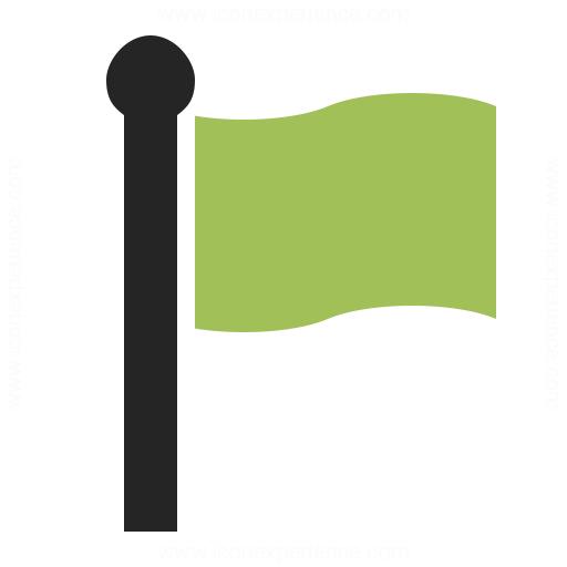 Signal Flag Icon