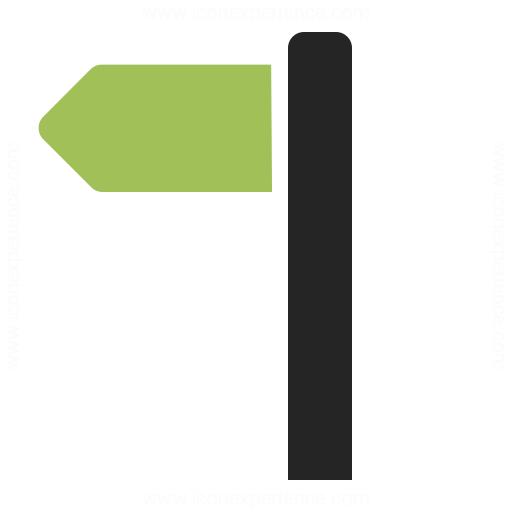 Signpost 3 Icon