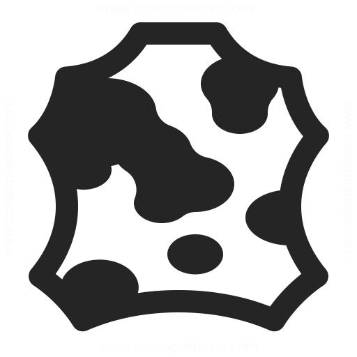 Skin Cow Icon