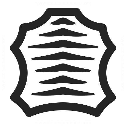 Skin Tiger Icon