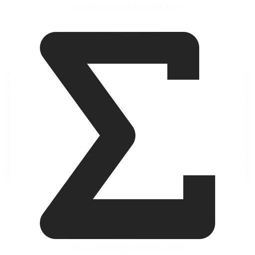 Sum Icon