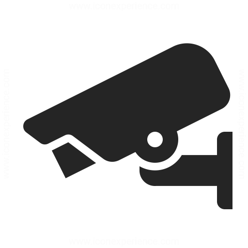 Surveillance Camera 2 Icon
