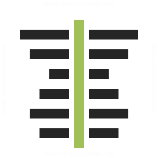 Text Align Center Icon