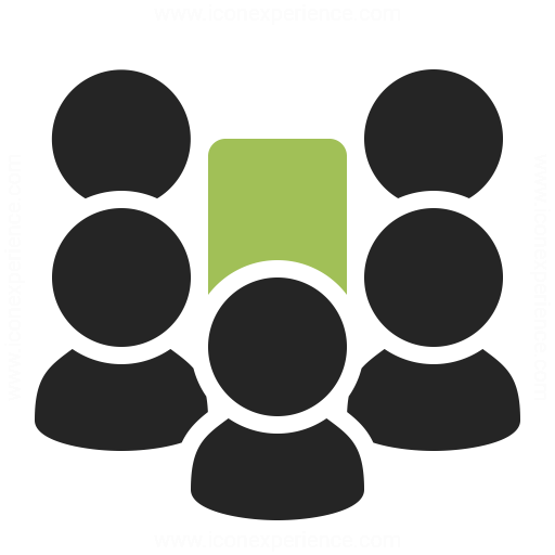 Users Meeting Icon