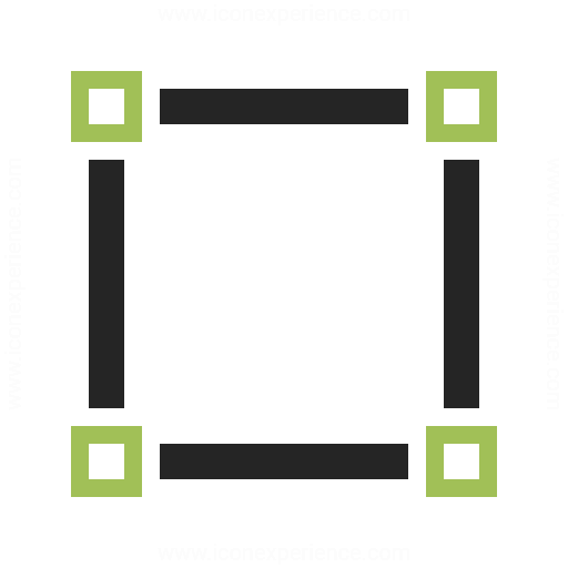 Vector Square Icon
