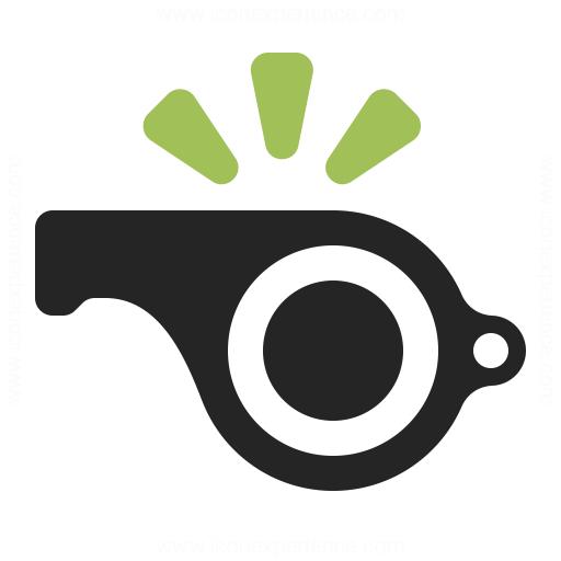 Whistle Noise Icon