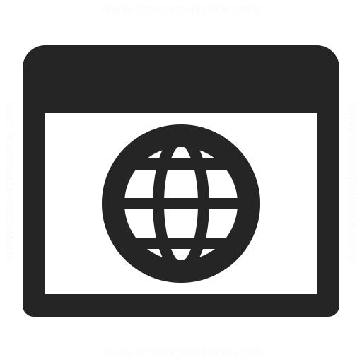 Window Environment Icon