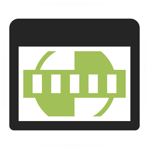Window Test Card Icon