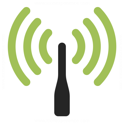 Wlan Antenna Icon