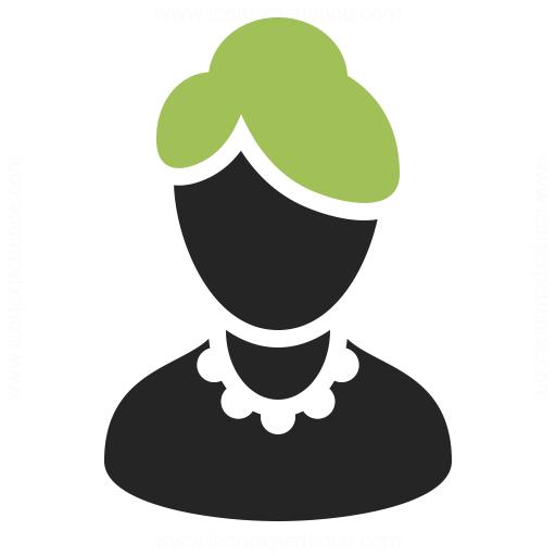 Woman 2 Icon