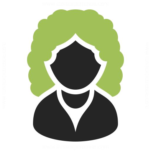 Woman 3 Icon