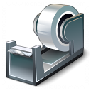 Adhesive Tape Icon 128x128