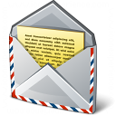 Airmail Icon 128x128