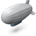 Airship Icon 128x128