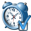 Alarmclock Preferences Icon 128x128