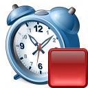 Alarmclock Stop Icon 128x128
