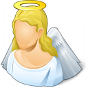 Angel Icon 128x128