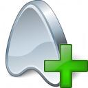 Application Add Icon 128x128
