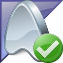 Application Enterprise Ok Icon 128x128
