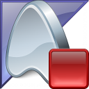 Application Enterprise Stop Icon 128x128
