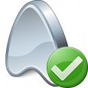 Application Ok Icon 128x128