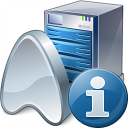 Application Server Information Icon 128x128