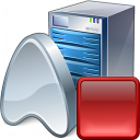 Application Server Stop Icon 128x128