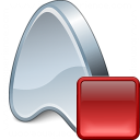Application Stop Icon 128x128