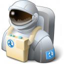 Astronaut Icon 128x128