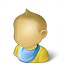 Baby Icon 128x128