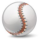 Baseball Icon 128x128
