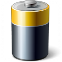 Battery Icon 128x128