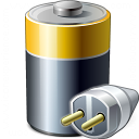 Battery Connection Icon 128x128
