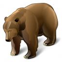 Bear Icon 128x128