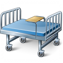 Bed Icon 128x128