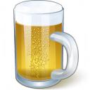 Beer Mug Icon 128x128