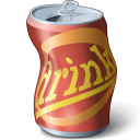 Beverage Can Empty Icon 128x128