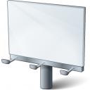 Billboard Empty Icon 128x128