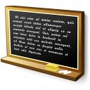 Blackboard Icon 128x128