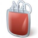 Blood Bag Icon 128x128