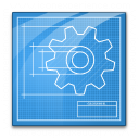 Blueprint Icon 128x128