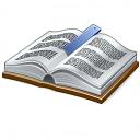 Book Bookmark Icon 128x128