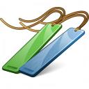 Bookmarks Icon 128x128