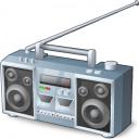 Boombox Icon 128x128