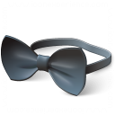 Bow Tie Icon 128x128