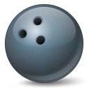 Bowling Ball Icon 128x128
