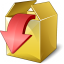 Box Out Icon 128x128