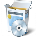 Box Software Icon 128x128