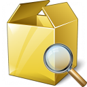 Box View Icon 128x128