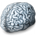 Brain Icon 128x128